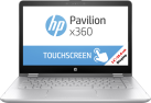 hp Pavilion x360 14-ba044nz - Notebook - FHD-IPS-Display 14 / 35.6 cm - Argento
