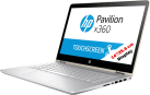 hp Pavilion x360 14-ba074nz - Notebook - FHD-IPS-Display 14 / 35.6 cm - Argento