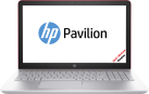 hp Pavilion 15-cc034nz - Notebook - FHD-IPS-Display 14 / 35.6 cm - Argento/Rosso