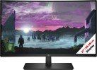 hp 27x - Gaming Monitor Curvo - 27 / 68.58 cm - Nero