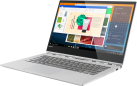 lenovo Yoga 920-13IKB - Convertible - Intel® Core™ i7-8550U Prozessor (bis zu 4 GHz, 8 MB Intel® Cache) - Silber