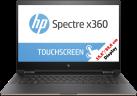 hp Spectre x360 15-bl190nz - Convertible - Intel® Core™ i7-8550U Prozessor (bis zu 4.0 GHz, 8 MB Intel® Cache) - Schwarz