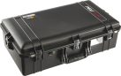 PELI Air Case 1605 Foam - Protector-Koffer - Automatisches Ausgleichsventil - Schwarz