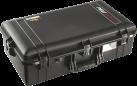 PELI Air Case 1605WD Padded Dividers - Protector-Koffer - Automatisches Ausgleichsventil - Schwarz