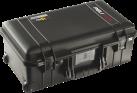 PELI 1525WD Air Case Padded Dividers - Protector-Koffer - Automatisches Ausgleichsventil - Schwarz