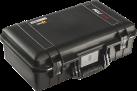 PELI 1525TP Air Case TrekPak Divider System - Protector-Koffer - Automatisches Ausgleichsventil - Schwarz