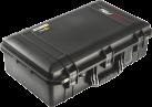 PELI 1555TP TrekPak Divider System - Protector-Koffer - Automatisches Ausgleichsventil - Schwarz