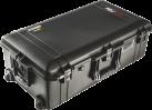 PELI Air Case 1615TP TrekPak Divider System - Protector-Koffer - Automatisches Ausgleichsventil - Schwarz