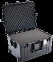 PELI Air Case WF 1637 - Schutzkoffer - Druckausgleich - Schwarz