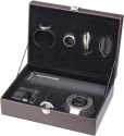 Climadiff PACK6 - Sommelier Box - Marron