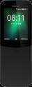 "Nokia 8110 4G - Mobiltelefon - 2.45"" QVGA Display gebogen - Schwarz"