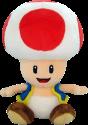 Whitehouse Super Mario Toad -  Plüschfigur - 38 cm