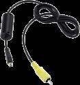 Pentax I-VC28 - Cavo audio-video - Nero