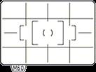 Pentax ML-60 - Mattscheibe mit Gitterlinien - Für Pentax K-7 - Transparent