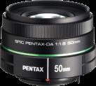 Pentax SMC DA 50 mm, f/1.8