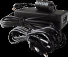 Pentax K-AC129E - Netzadapter Kit - für Pentax X-5 - Schwarz
