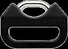 Pentax Schutzüberzug - Für Pentax K-1 Splentring - Schwarz