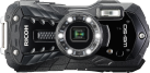 RICOH WG-50 - Kompaktkamera - Full HD 16 MP - Schwarz