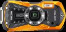RICOH WG-50 - Kompaktkamera - Full HD 16 MP - Orange