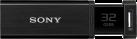 SONY USM32GQX Micro Vault MACH, 32 GB