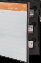 Gepe Card Safe Store - Für 6 CF Karten - Schwarz