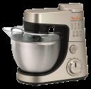 Moulinex Masterchef Gourmet Plus - Küchenmaschine - 900 Watt - 4 l Fassungsvermögen - Champagne