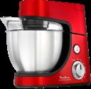 Moulinex Masterchef Gourmet - Küchenmaschine - 900 W - Rot