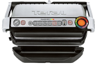 Tefal GC712D Optigrill - Gril de contact - 2000 Watt - Noir-Argent