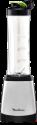 Moulinex LM1A0D - Standmixer Personal blender - 0.6 l Kunststoffbehälter - Edelstahl