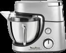 Moulinex Masterchef Gourmet QA610DB1 - Küchenmaschine - 1100 Watt - Silber