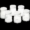 Cuisinart accessori bicchieri per yogurt  Potty Set di 6 x 125