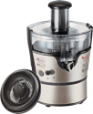 Moulinex JU385H - Entsafter und Zitruspresse - 300 Watt - Kapazität: 700 ml - Silber