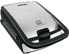 Tefal Snack Collection - Tostapane Sandwich - 700 Watt - argento/nero