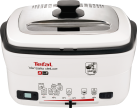 Tefal FR4950 - Multi-Funktions-Fritteuse Versalio Deluxe 9-in-1 - 1600 W - Weiss