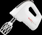 Moulinex HM6121 - Handmixer Powermix Deluxe - 500 W - Weiss/Silber