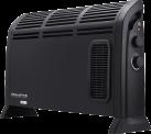 ROWENTA Convecteur Vectissimo Turbo - Appareil de chauffage à ondes thermiques - 2 400 W - Noir
