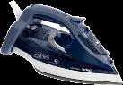 Tefal FV9736 Ultimate Anti-Calc - Dampfbügeleisen - 2800 W - Blau/Weiss
