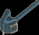 CAMPINGAZ Grillbürste 3in1 - Kunststoff - Schwarz