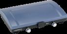 CAMPINGAZ 200 S - 2 plaques chauffantes - 2 x 2100 W - Bleu/Noir