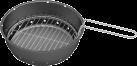CAMPINGAZ Charcoal Bucket - Holzkohlekorb - Für alle Grillgeräte - Grau