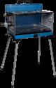 CAMPINGAZ 400 SGR - Barbecue portable - 52 x 27 cm - Bleu