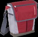 CAMPINGAZ Urban Picnic Messenger - Kühltasche - 8 L - Grau/Rot