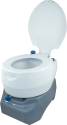 CAMPINGAZ Camping WC portatile - 20 L - Bianco/Grigio