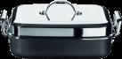 Tefal JAMIE OLIVER Plat à four avec accessoire gril, 32 x 26 cm