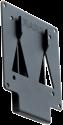 ERARD 2430 - Wandhalterung, fix - Silber