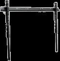 ERARD 45040 - Fixe Wandhalterung EXTRA-SLIM - Schwarz