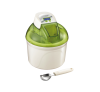 LAGRANGE Sorbetmaschine - Inhalt 1.5 l - Grün