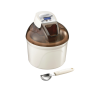 LAGRANGE Sorbetmaschine - Inhalt 1.5 l - Braun