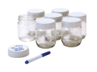 LAGRANGE Yoghurt jars LA-430101