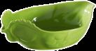 REVOL Auflaufform Huhn, 2 l, grün